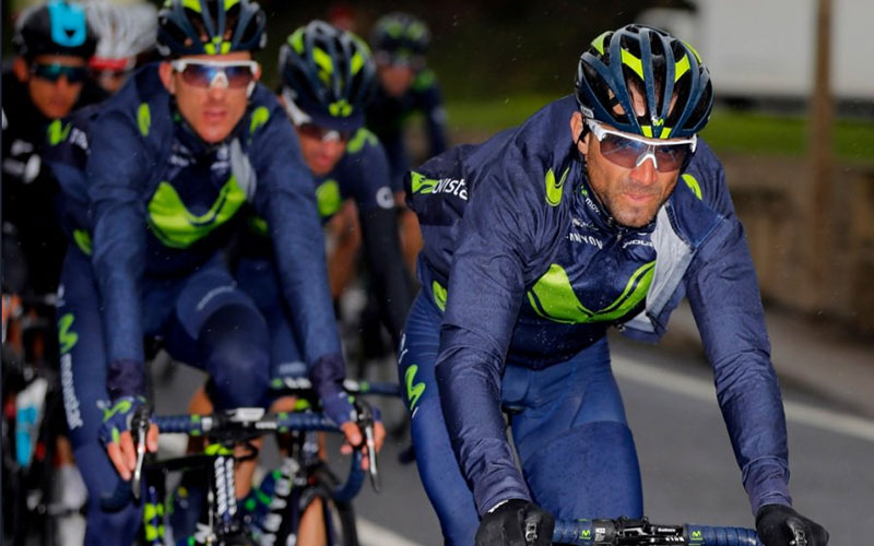 Movistar Team returns to bet on INNOLIVA to reach the highest