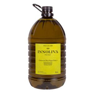 Aceite virgen extra Innoliva lata 5000ml Garrafa 5L
